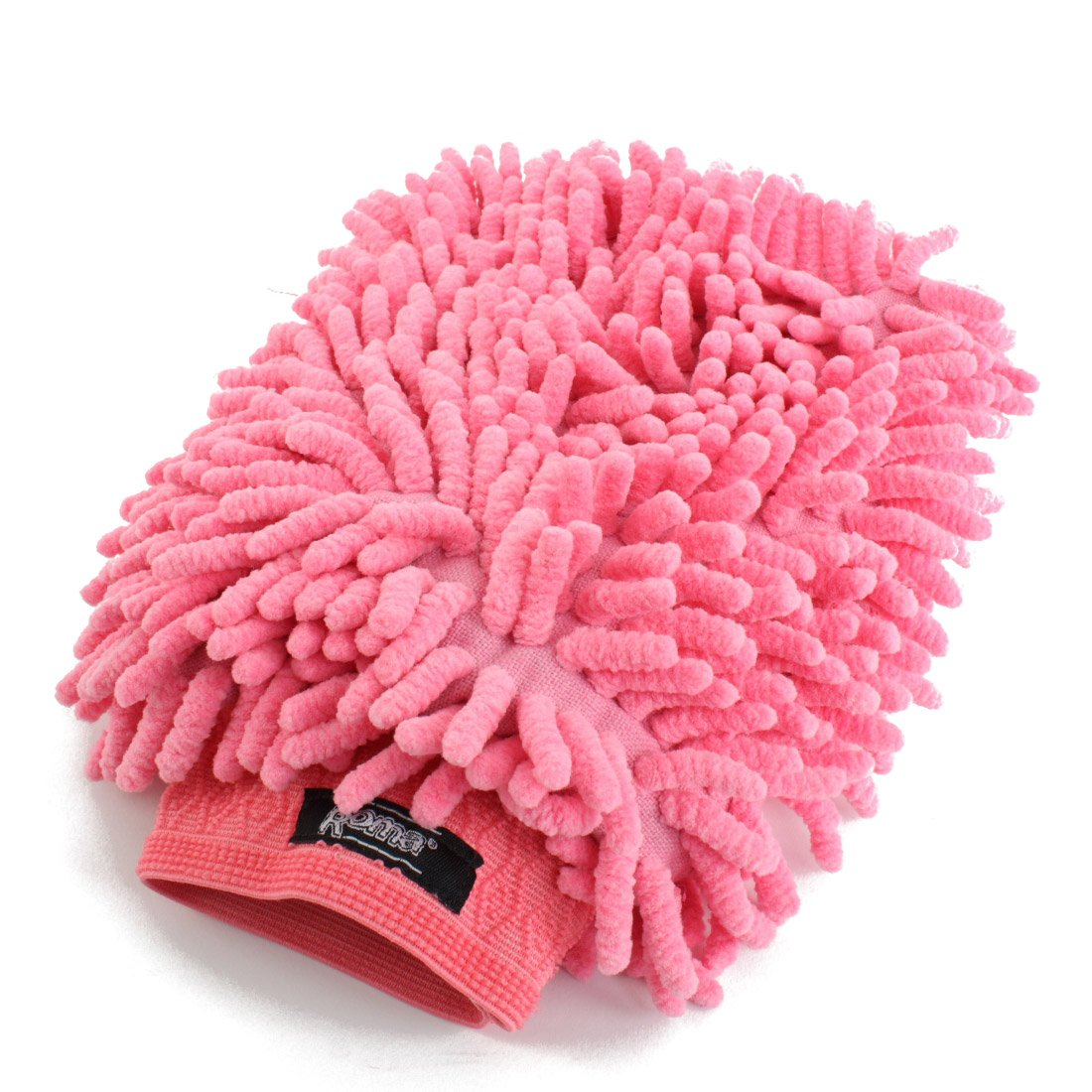 Roma Microfibre Wash Mitt Pink Review thumbnail