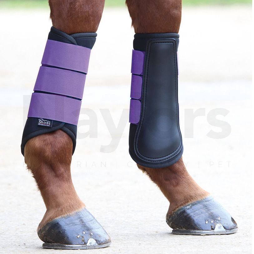 Shires Arma Neoprene Brushing Boots 170A