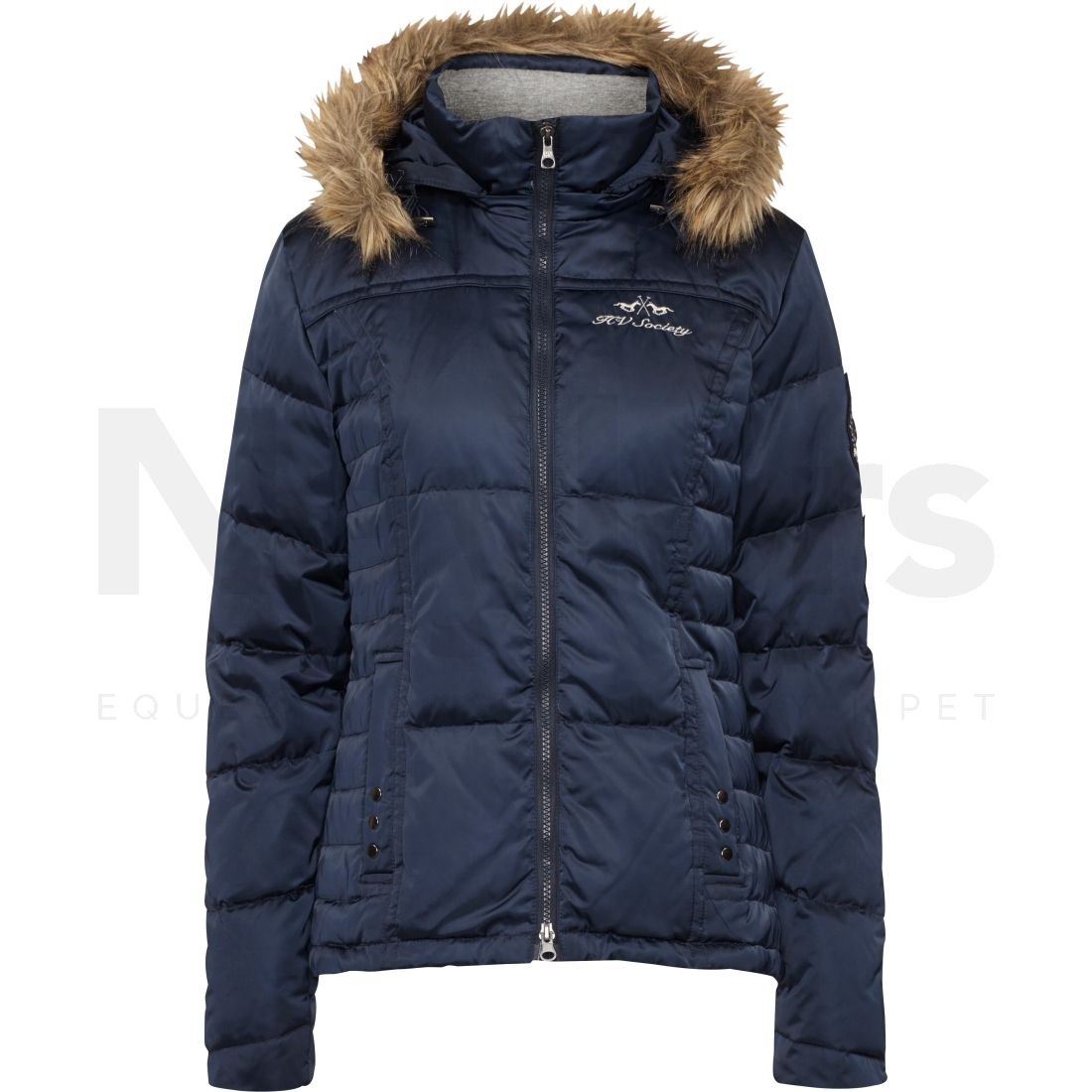HV Polo Ladies Ariel Jacket Navy |