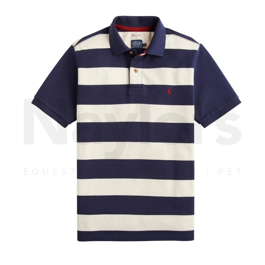 Joules Mens Woody Classic Fit Polo in FRENCH NAVY