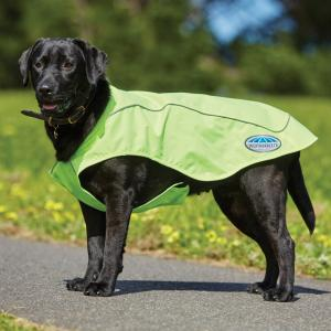 WeatherBeeta Reflective Exercise Coat Yellow