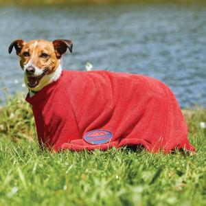 WeatherBeeta Dry Dog Bag Red