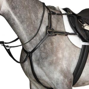 Collegiate 5 Point Breastplate IV Brown