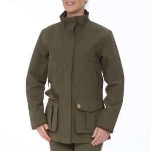 Alan Paine Ladies Berwick Waterproof Jacket Olive