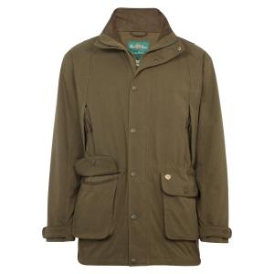 Alan Paine Mens Dunswell Waterproof Jacket Olive