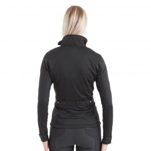 Anky Ladies Quilted Techno Stretch Jacket Blackbird