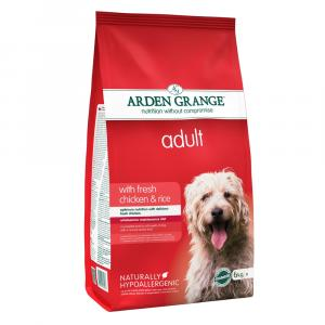 Arden Grange Adult Chicken and Rice 6kg