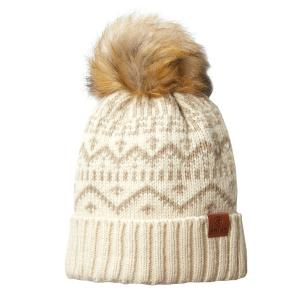 Ariat® Adult Aztec Beanie Natural/Burlap