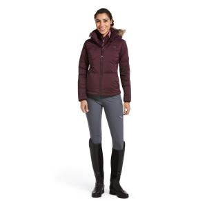 Ariat® Ladies Altitude Down Jacket Winetasting