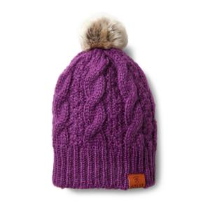 Ariat® Adult Cable Beanie Imperial Violet