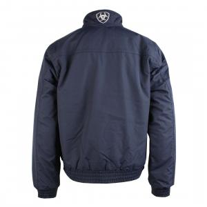 Ariat® Childs Stable Team Jacket Navy