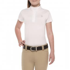 Ariat® Childs Aptos Show Top White