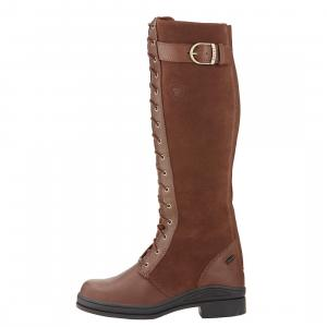 Ariat® Ladies Coniston H2O Country Boots Chocolate