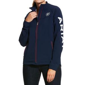 Ariat® Ladies Agile Softshell Jacket Team Navy