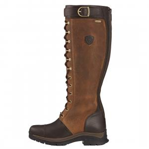 Ariat® Ladies Berwick GTX® Insulated Country Boots Ebony