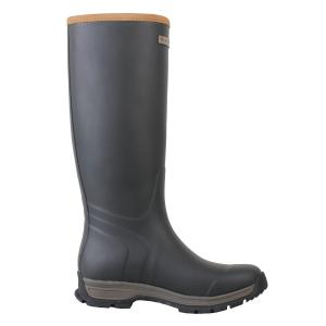 Ariat® Ladies Burford Wellington Boots Brown