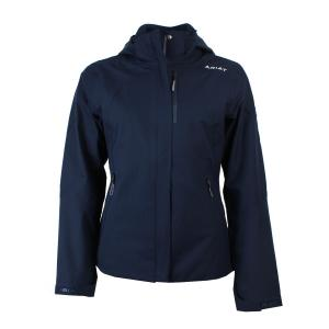 Ariat® Ladies Coastal Waterproof Jacket Navy