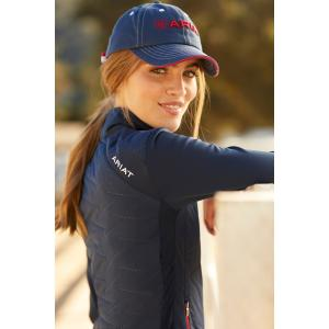 Ariat® Ladies Hybrid Jacket Team Navy