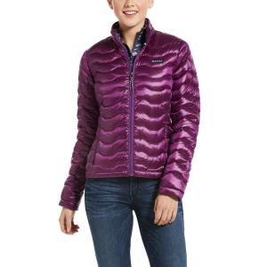 Ariat® Ladies Ideal 3.0 Down Jacket Imperial Violet