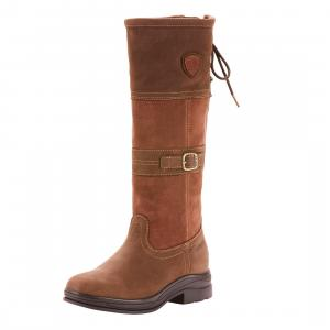 Ariat® Ladies Langdale H2O Country Boots Java