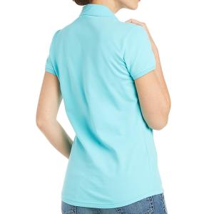 Ariat Ladies Prix 2.0 Short Sleeved Polo Cool Blue