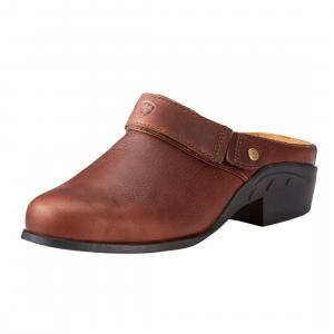 Ariat® Ladies Sport Mule Shoes Timber
