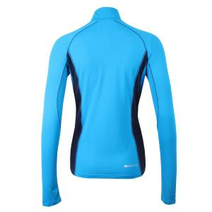 Ariat® Ladies Tri Factor 1/4 Zip Baselayer Nautilus