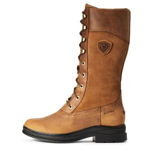 Ariat® Ladies Wythburn H2O Boots Weathered Brown