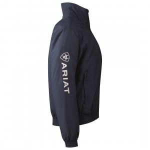 Ariat® Mens Team Stable Jacket Navy