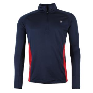 Ariat® Mens Sunstopper 2.0 Baselayer Team Navy