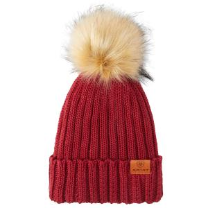 Ariat® Cotswold Beanie Rhubarb