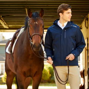 Ariat® Mens Coastal H2O Jacket Navy