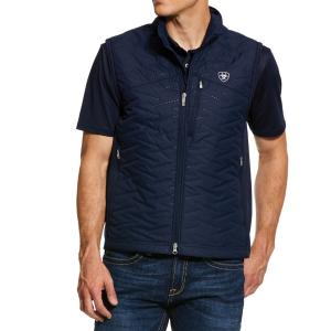 Ariat® Mens Hybrid Gilet Navy