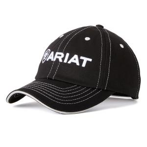 Ariat® Team II Cap Black/White