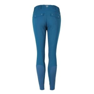 Ariat® Tri Factor Grid Full Seat Ladies Breeches Dream Teal