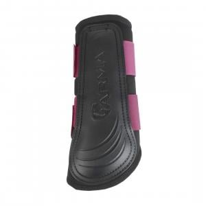 Arma Neoprene Brushing Boots Plum