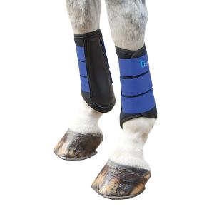 Arma Neoprene Brushing Boots Royal Blue