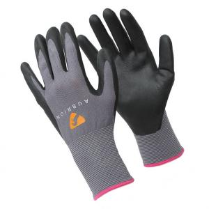Aubrion All Purpose Yard Gloves Grey