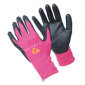 Aubrion All Purpose Yard Gloves Pink