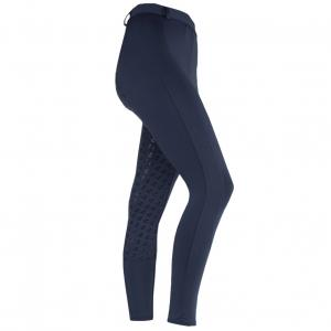 Aubrion Childs Albany Riding Tights Navy