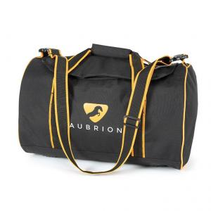 Aubrion Holdall Black/Orange
