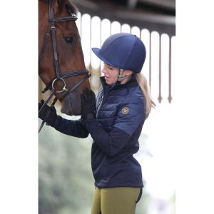 Aubrion Ladies Bayswater Jacket Navy