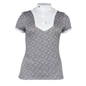 Aubrion Ladies Broadway Show Shirt Grey
