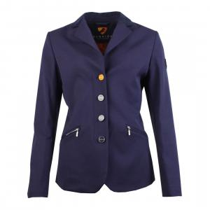 Aubrion Ladies Calder Show Jacket Navy
