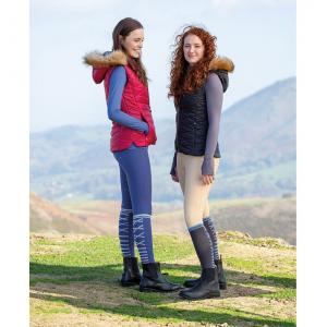 Aubrion Ladies Cinder Gilet Black