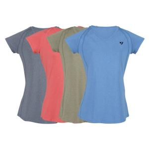 Aubrion Ladies Elverson Tech T-Shirt Olive