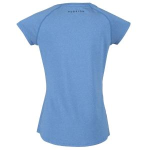 Aubrion Ladies Elverson Tech T-Shirt Blue