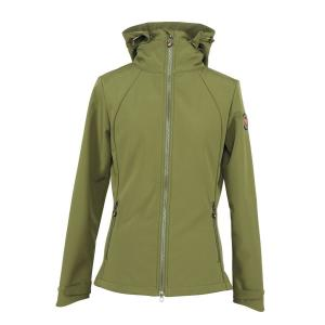 Aubrion Ladies Finchley Softshell Jacket Olive