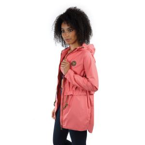 Aubrion Ladies Hackney Waterproof Jacket Coral