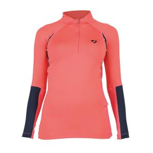 Aubrion Ladies Newbury Baselayer Coral